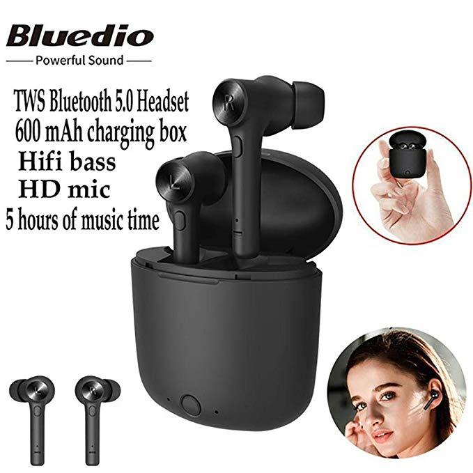 Jintes Art und Weise Mini drahtloser Bluetooth Stereo In-Ear Kopfhörer