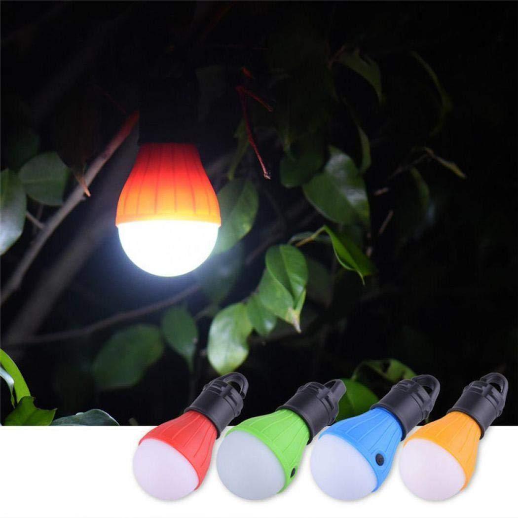 80% off Voiks Compact LED Camping Glühbirnen mit Clip Haken