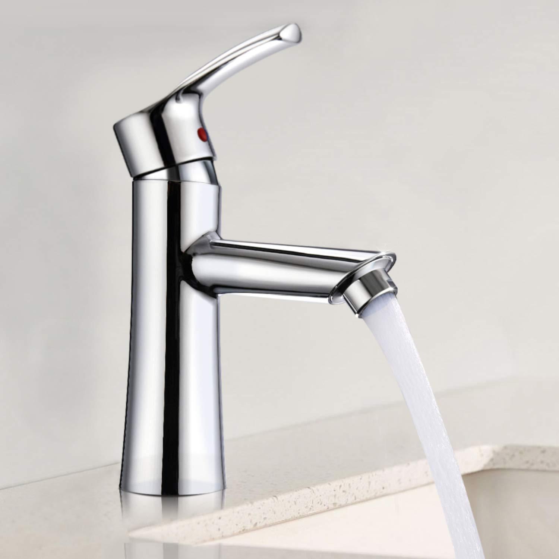 Waschtischarmatur, DALMO DAKF4F Wasserhahn Bad
