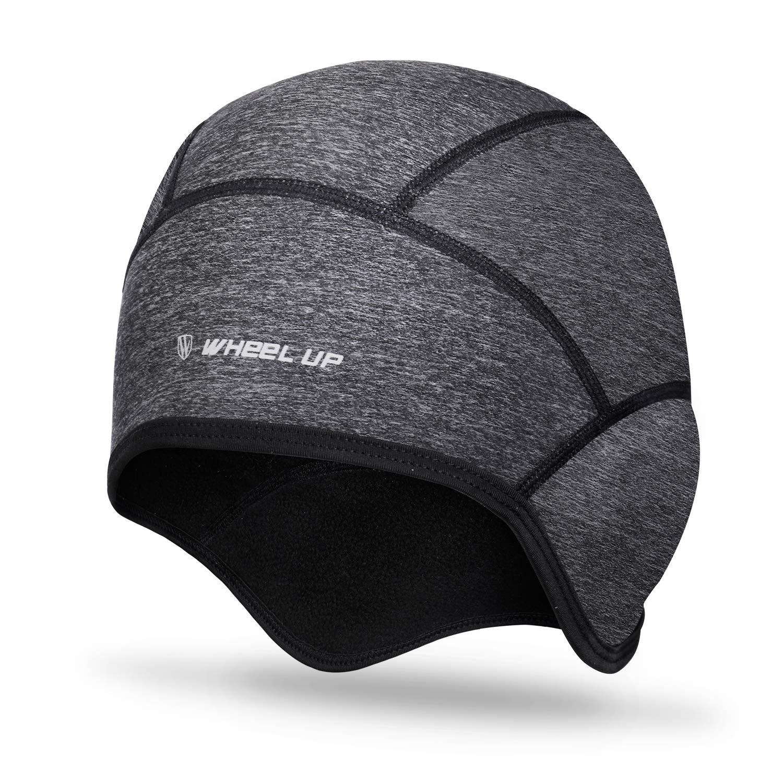 Hikenture® Wintermütze | Winddichte Fahrrad Mütze Winter | Warm Bike Cap