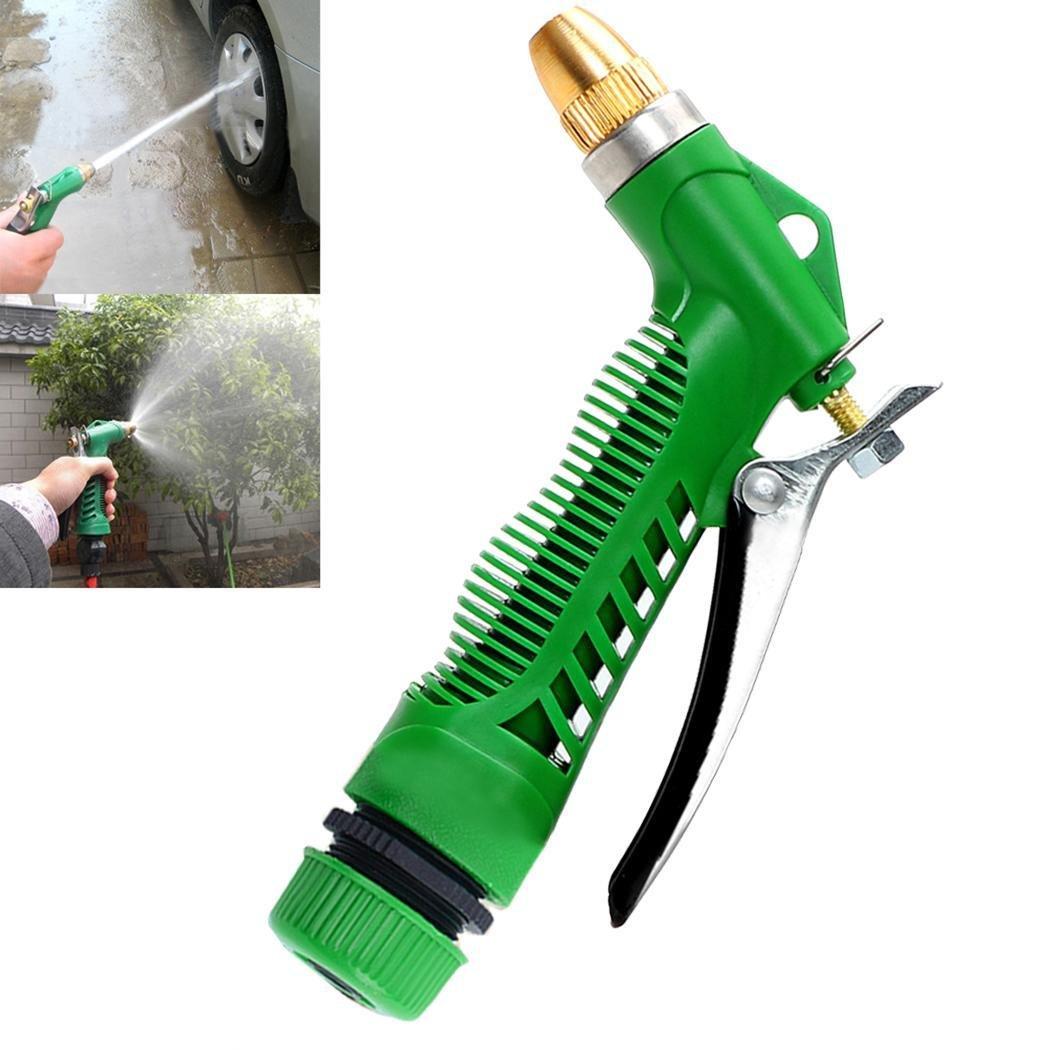 80% off Auto-Hochdruckreiniger-Wasser-Gewehr-justierbarer Garten-Schlauch-Wasser-Sprayer-Gewehr
