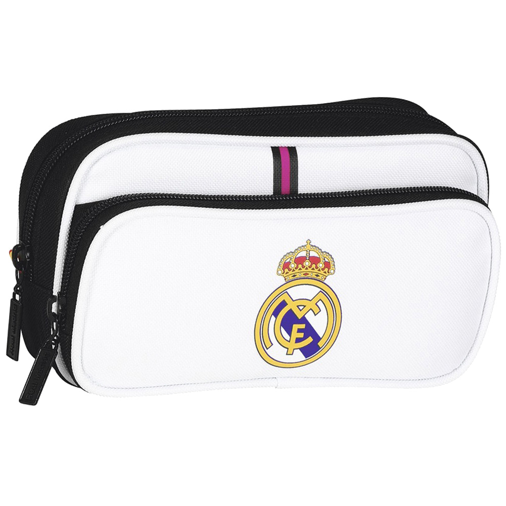 Real Madrid Pencil Case Federmäppchen