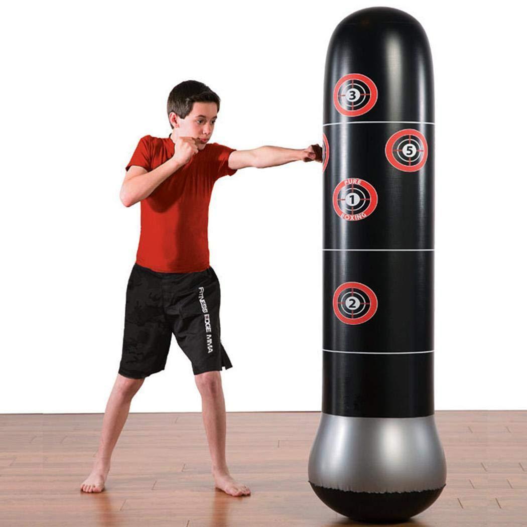 80% off Folowe Kick Training Schlauchboot Boxsack Sandsack Erwachsene Kinder Sport Standboxsäcke