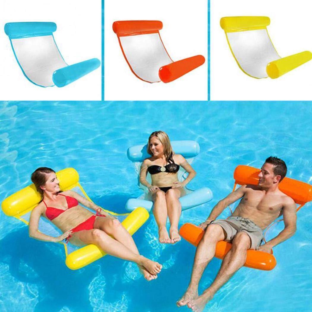 80% off Sommer-im Freienschwimmen-Stuhl-aufblasbare faltende Sich hin- und herbewegende Wasser-Hängematte Schnorchel