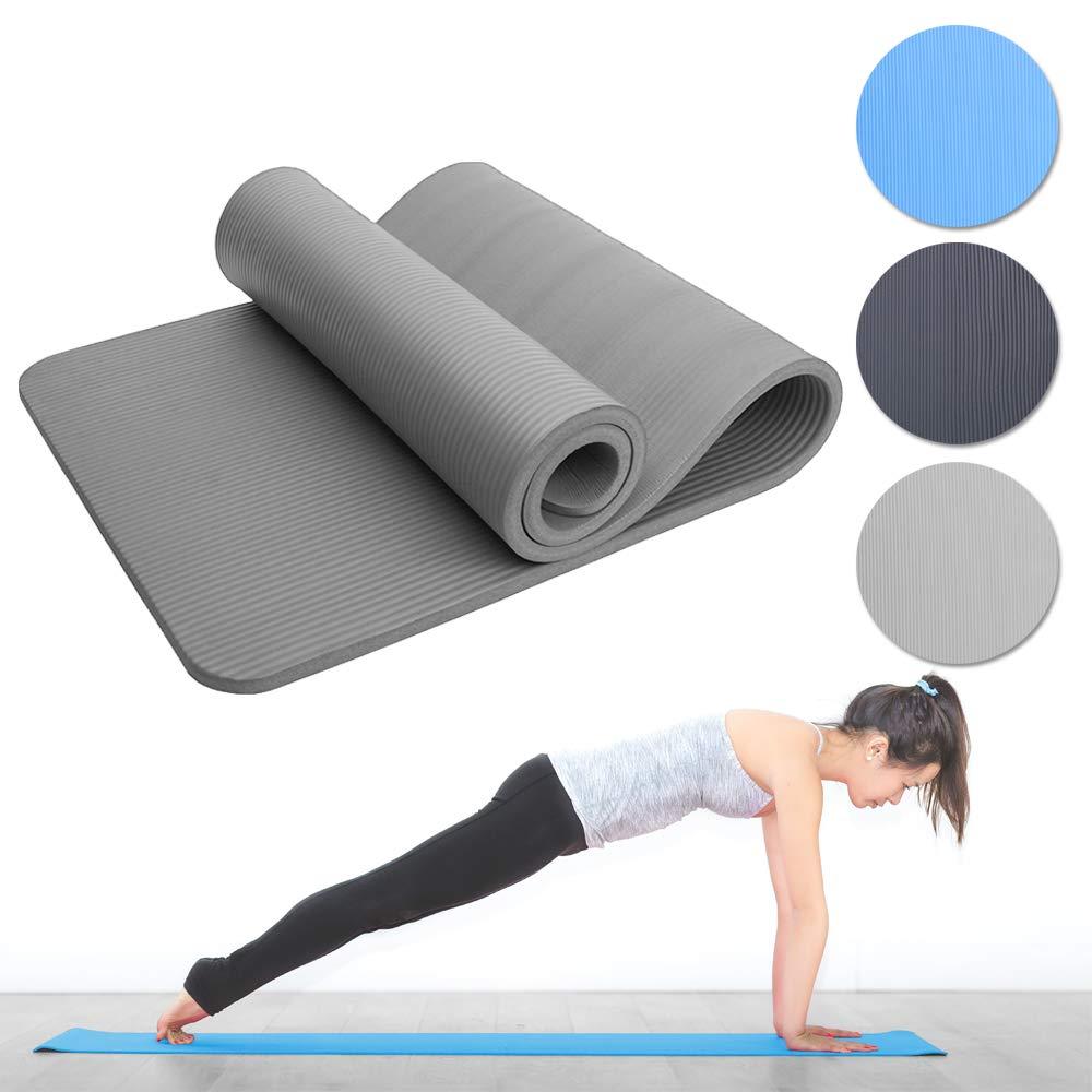 wolketon Gymnastikmatte, Yogamatte, Fitnessmatte