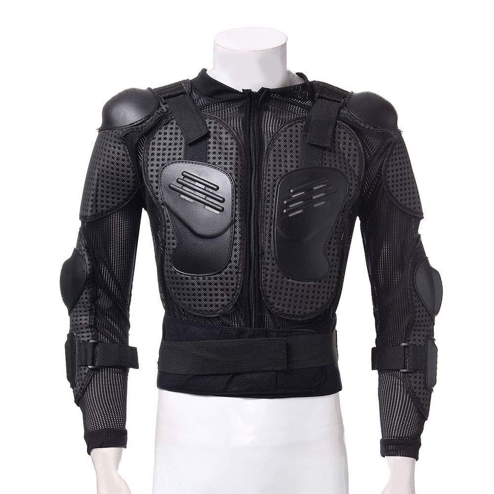 KKmoon Motorrad Schutz Jacke Pro Motocross ATV Protektorenjacke