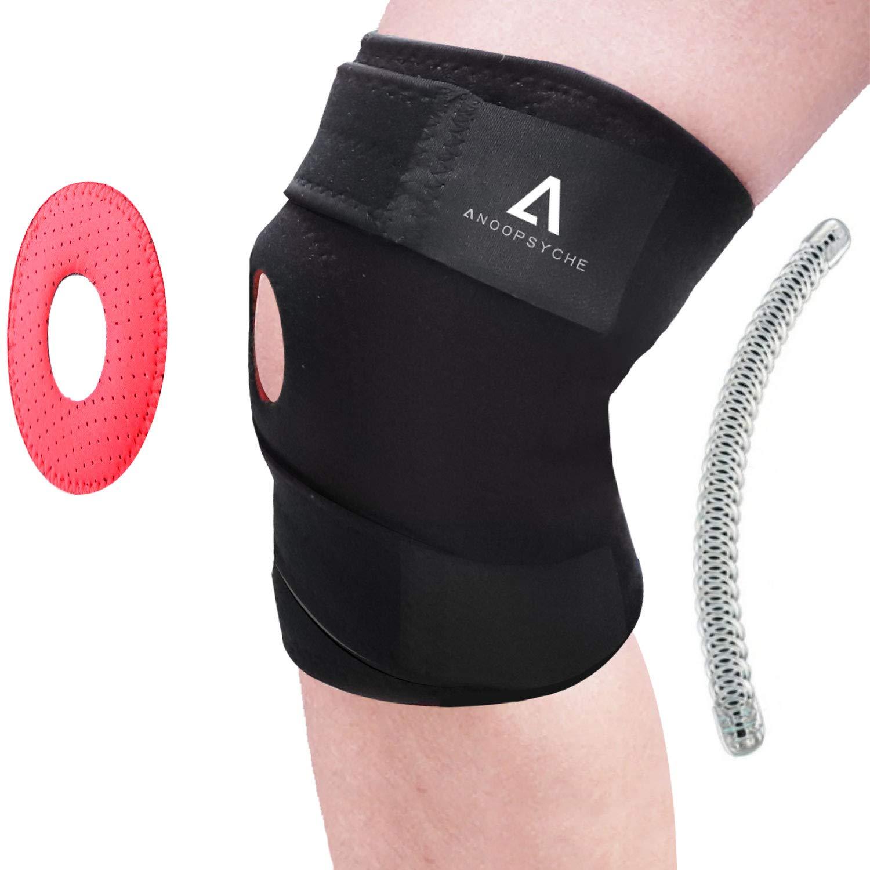 Anoopsyche Atmungsaktiver Kniebandage Verletzung des Meniskus