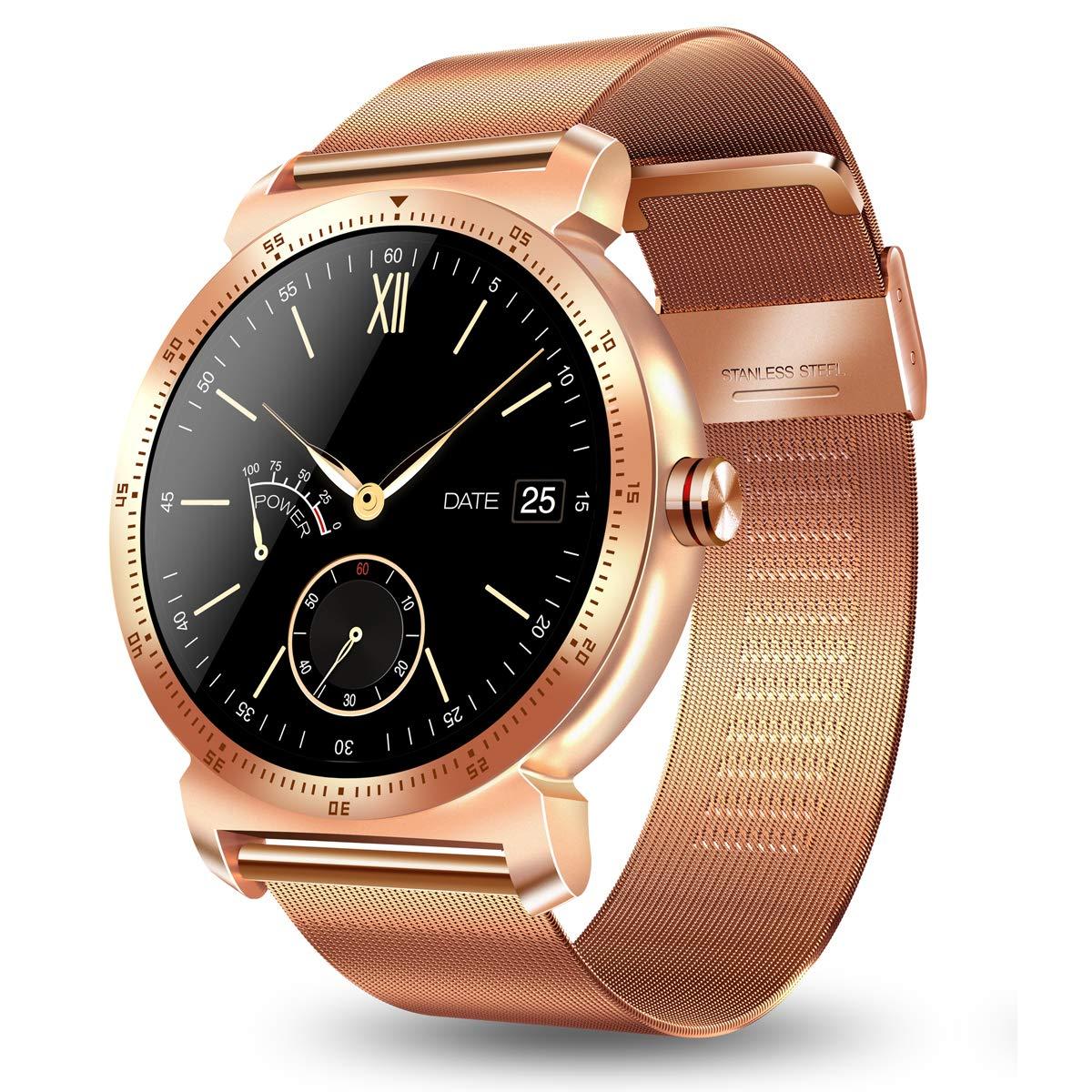 DIGGRO DX01 – Smartwatch mit Herzfrequenz Sensor