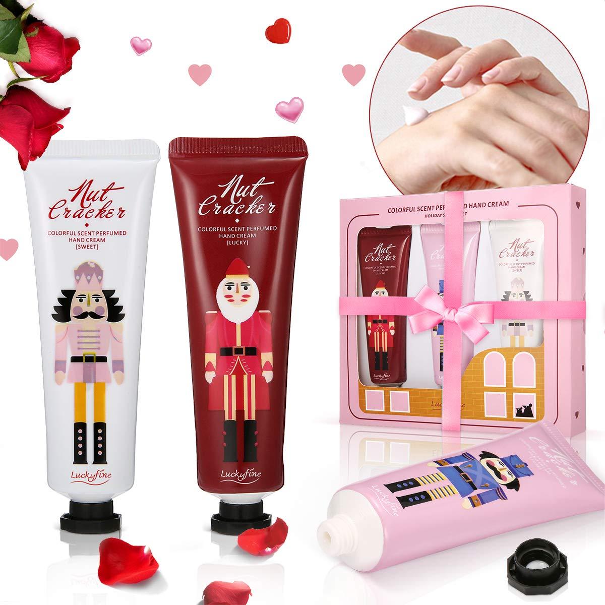 Handcremes, Luckyfine parfümierte Hand Cream feuchtigkeitsspendend