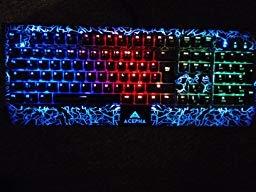 ACEPHA Tastatur hat mich total überzeugt