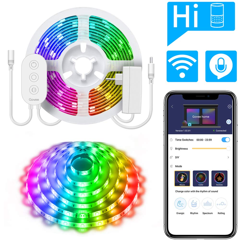 Govee Dreamcolor LED Strip Lichtband