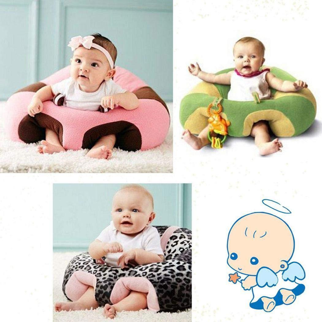 Iuyem Baby, Kleinkind, tragbare PP Baumwolle bequem sitzen Stuhl Stoffspielzeug