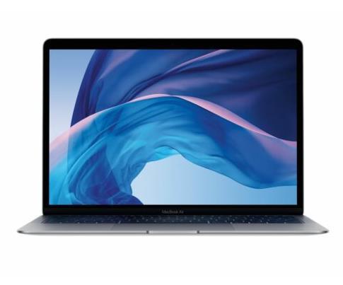 Apple MacBook Air Retina 13″ (2019), i5 1,6 GHz, 8GB RAM, 128GB SSD, space grau