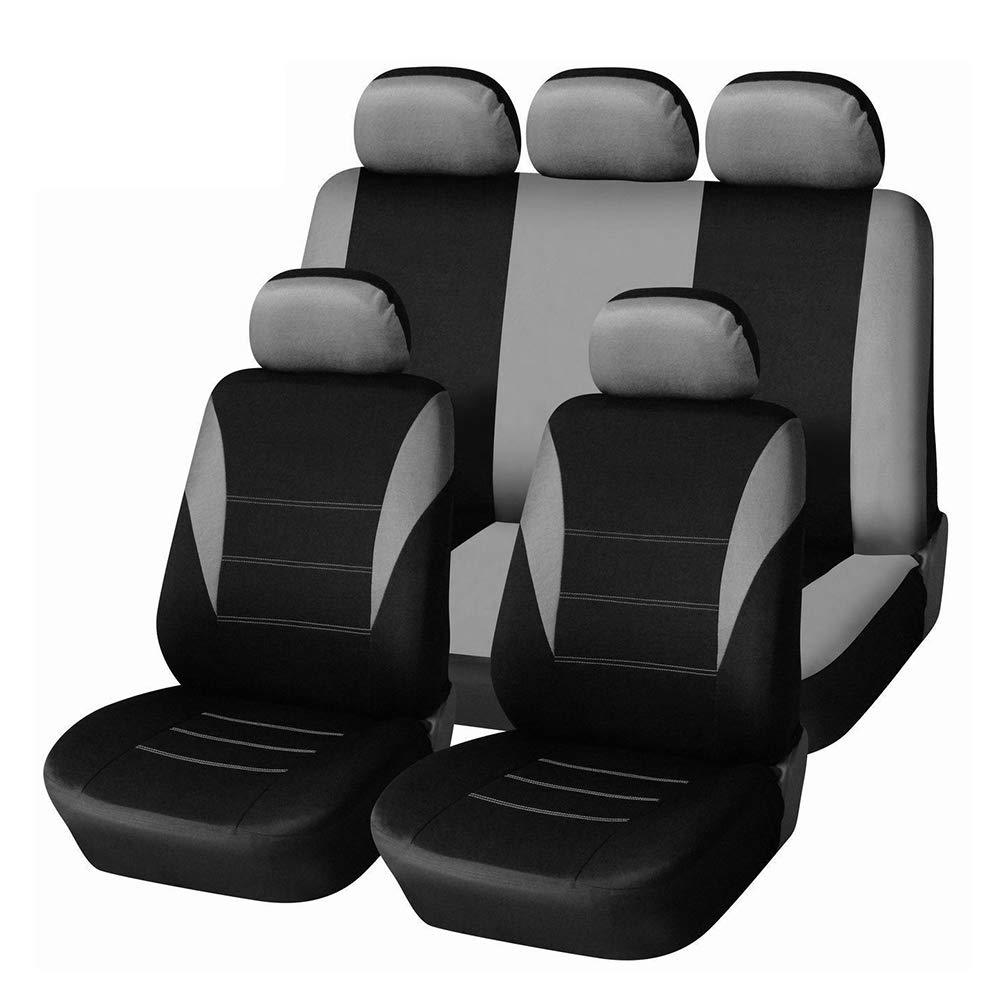 KKmoon 9 Stücke Auto Sitzbezug Set
