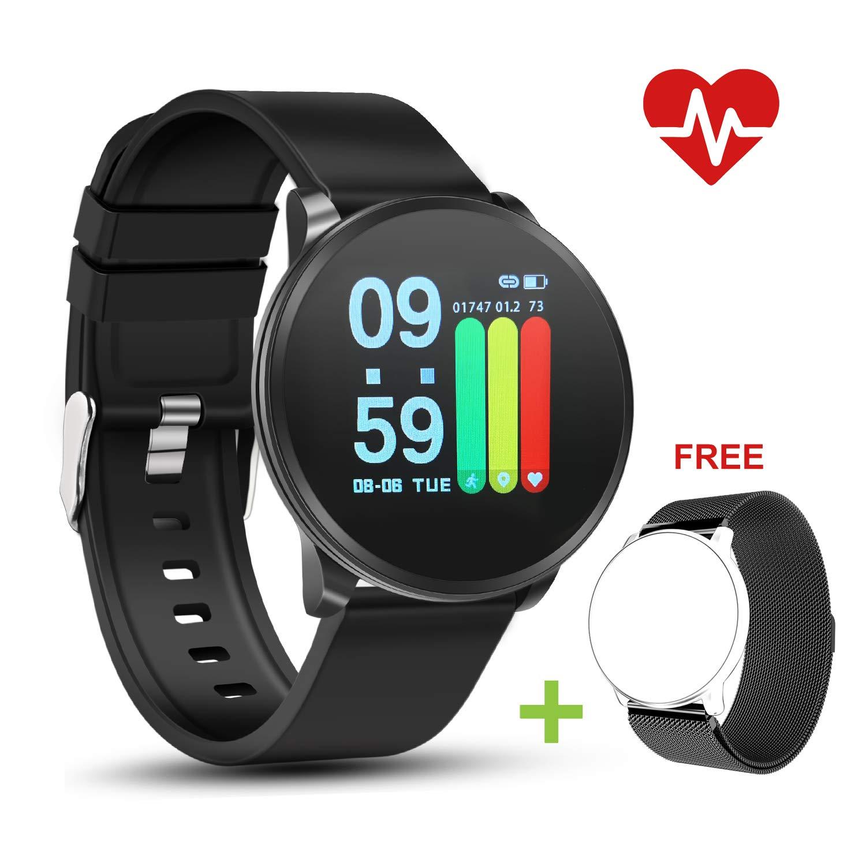 NEEKFOX Fitness Tracker, Aktivitätstracker mit Pulsmesser & Schlaf Tracking