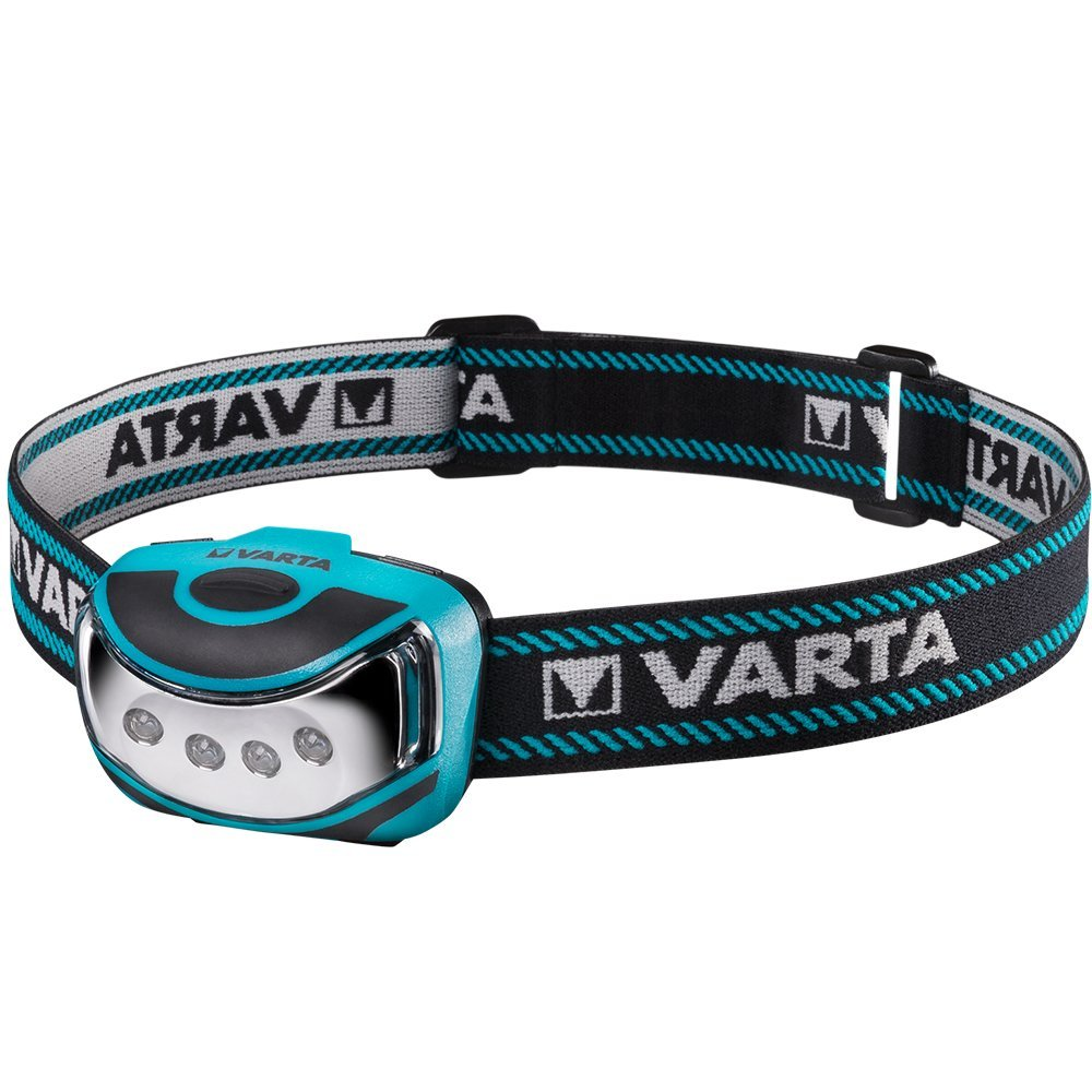 Varta 4 x 5 mm LED Outdoor Sports Head Light H10