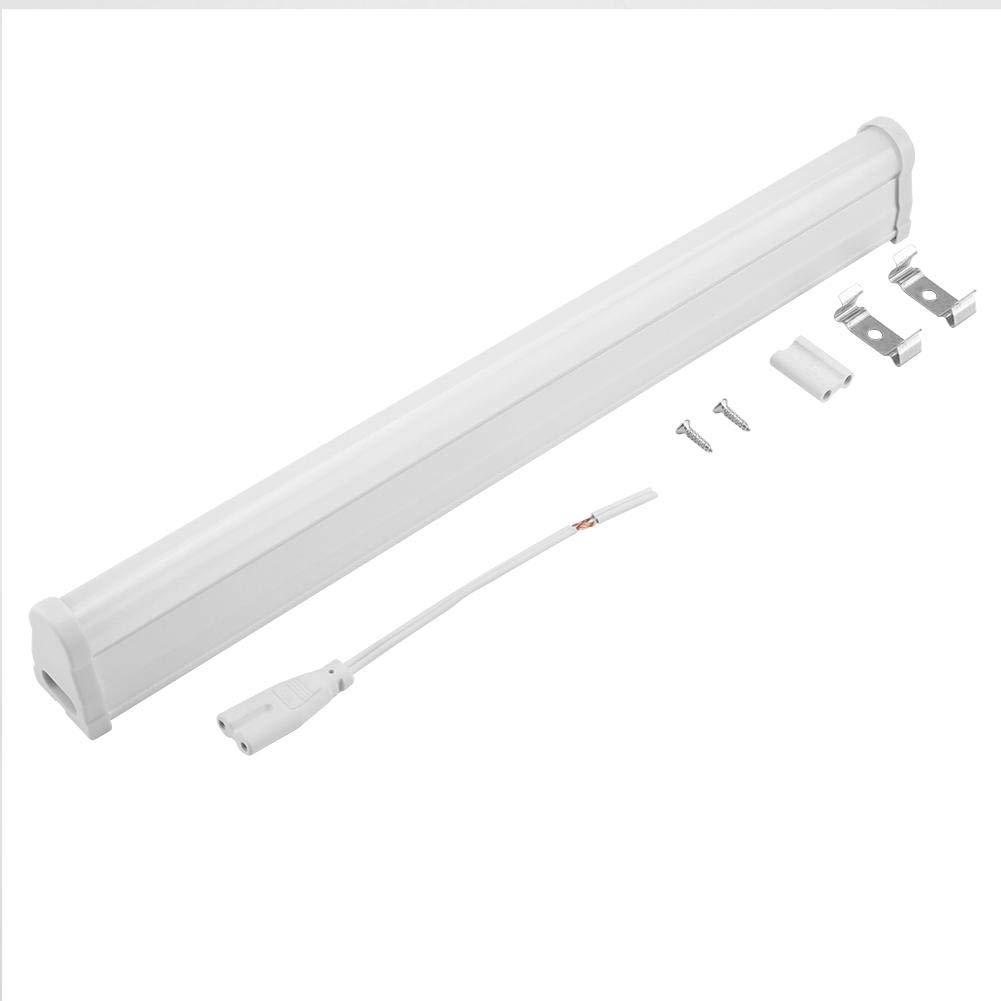 LED Röhre, 5W T5 helle LED 2835 Leuchtröhre energiesparende Harte Streifenlampe 220V