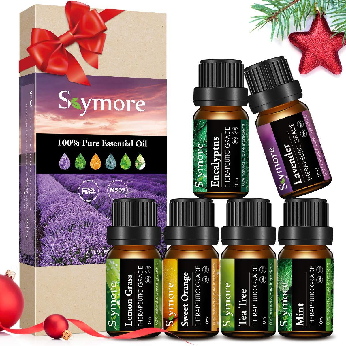 Ätherische Öle Geschenk Set, Skymore Neue Generation Aromatherapie Duftöl
