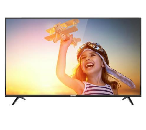 TCL 49DP600, 124.5 cm (49 Zoll), UHD 4K, SMART TV, LED TV, 1200 PPI, DVB-T2 HD