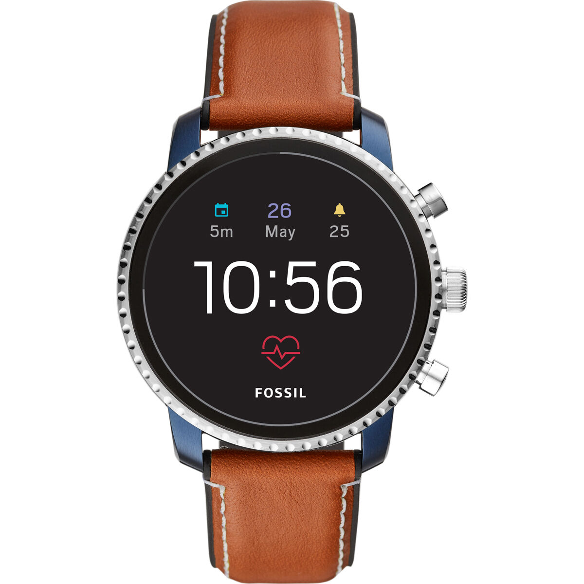 Fossil Smartwatches Touchscreen Smartwatch Herrenuhr