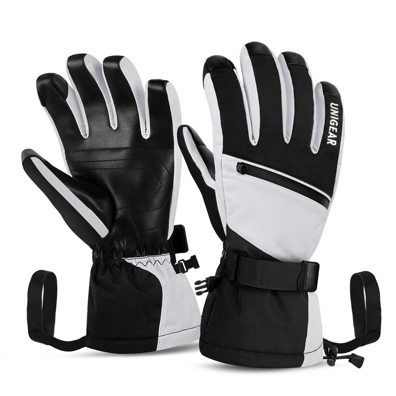 Unigear Skihandschuhe, Touchscreen Handschuhe