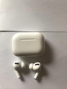 Apple Airpods Pro – Brillianer Klang, einfach zu verbinden, lange Akkulaufzeit!