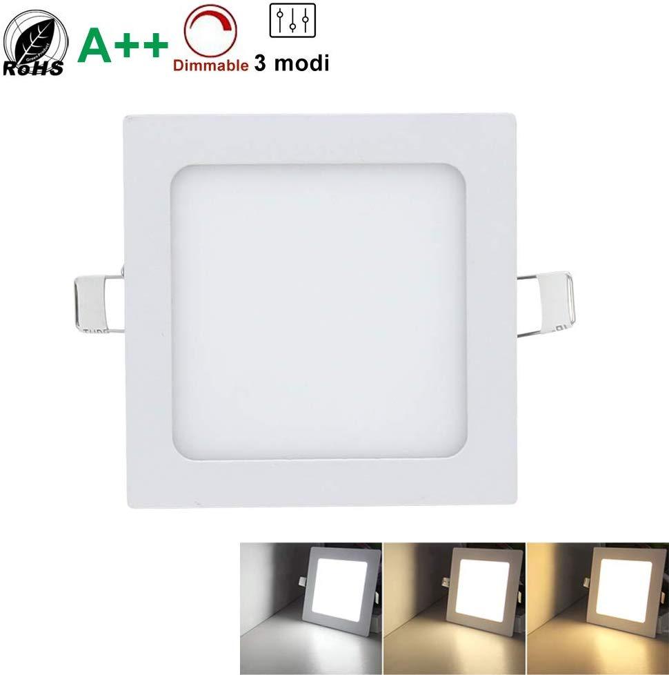 35% Rabatt auf Hengda LED Einbauleuchten im 10er Pack