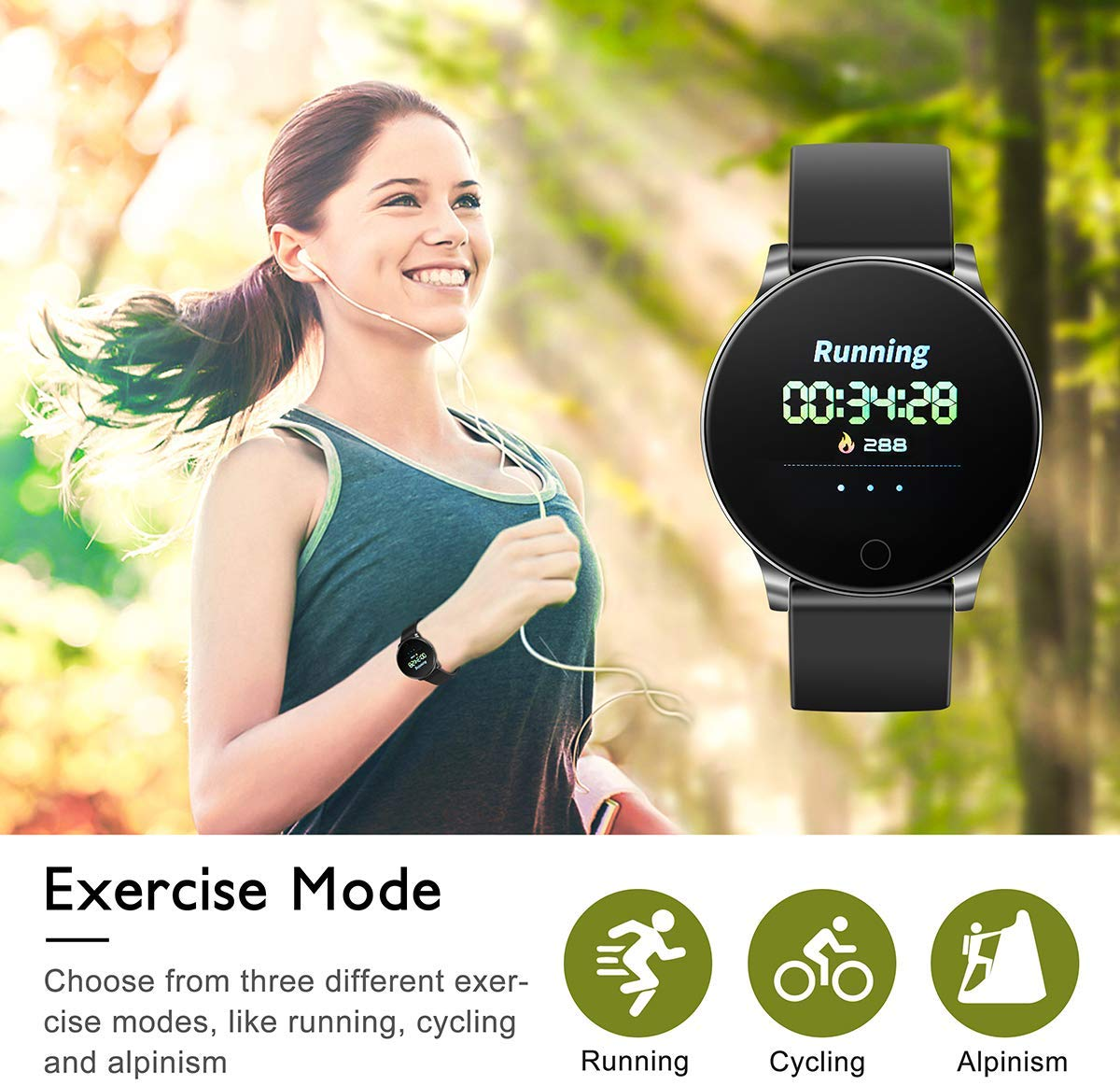 NEEKFOX Fitness Tracker