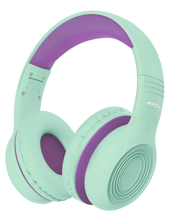Kinder Kopfhörer, Mpow CH6 Kopfhörer für Kinder mit 85dB Lautstärkeregler Schalter Over-Ear Ohrenschützer