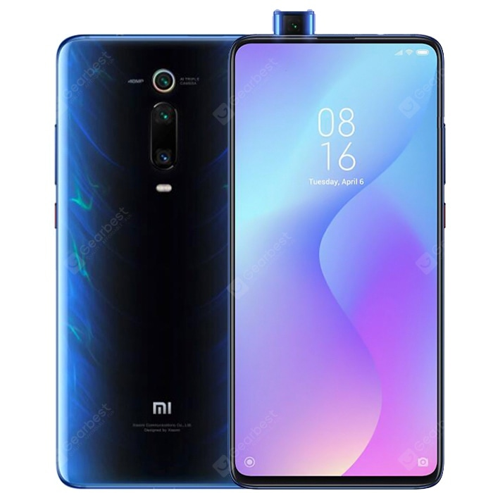 Xiaomi Mi 9T 4G Phablet 6.39 inch Global Version – Blue