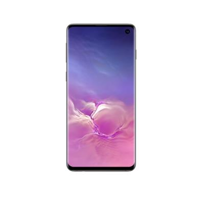 SAMSUNG Galaxy S10, Smartphone, 128 GB, Prism Black, Dual SIM