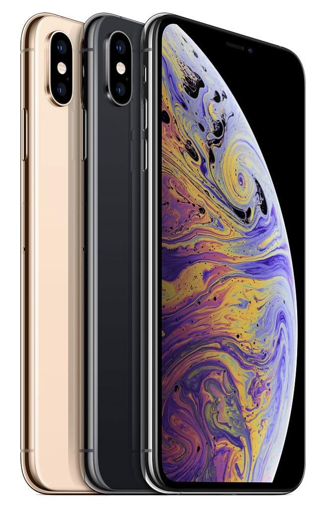 Apple iPhone XS – 64GB – Spacegrau – Silber – NEU! – WOW – soweit vorrätig