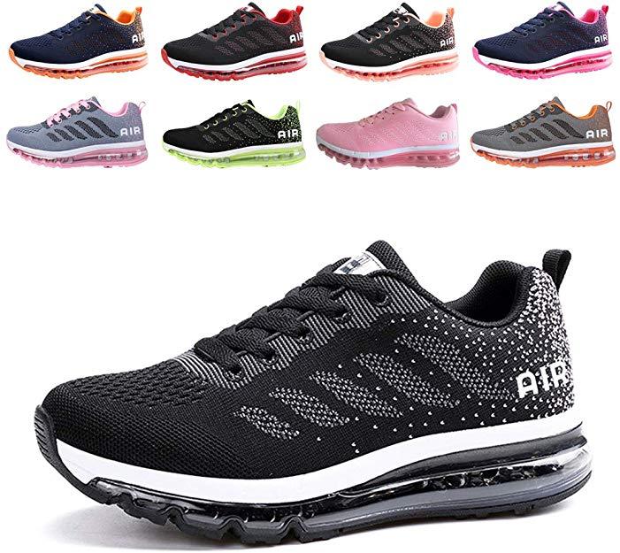 populalar Herren Damen Turnschuhe Laufschuhe Sportschuhe Straßenlaufschuhe Sneakers