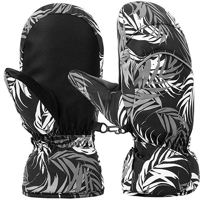 Vbiger Kinder ski Handschuhe, Warm Winter Handschuhe Anti-Rutsch Sport handschuhe