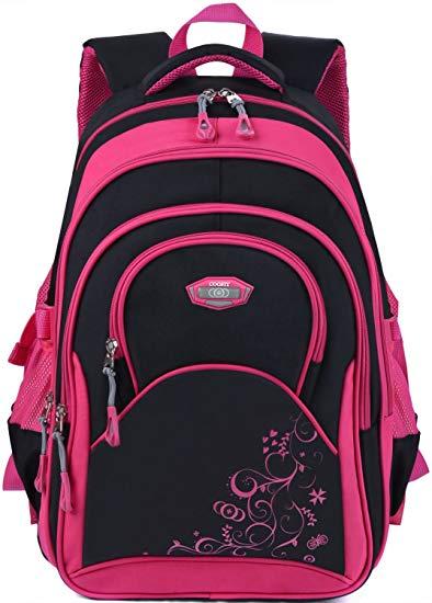 Schulrucksack, Coofit Schulrucksack Mädchen Teenager Kinderrucksack Daypack