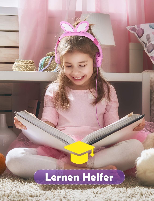 Kinder Kopfhörer, Mpow CH3 Kids-Kopfhörer begrenztem Gehörschutz von 85 dB