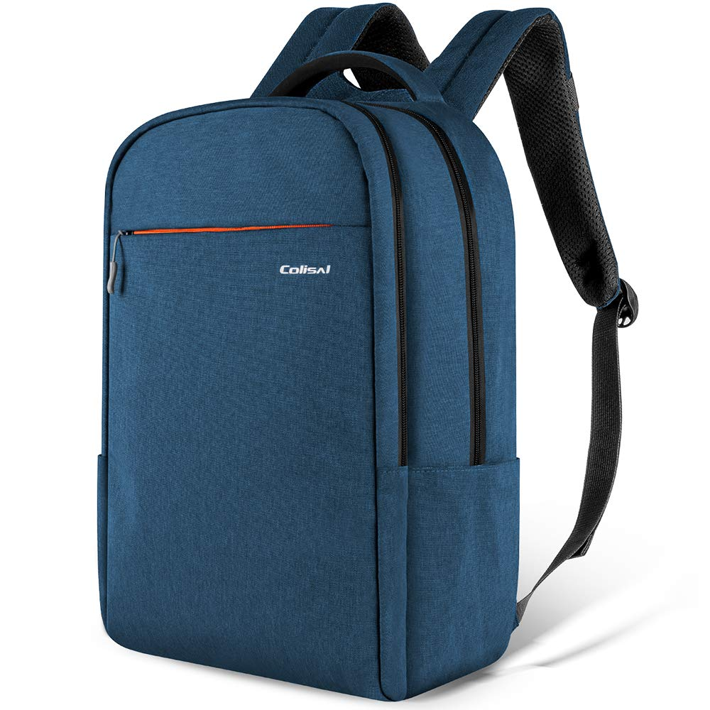 Colisal Laptop Rucksack 15.6 Zoll Herren Notebook Rucksack
