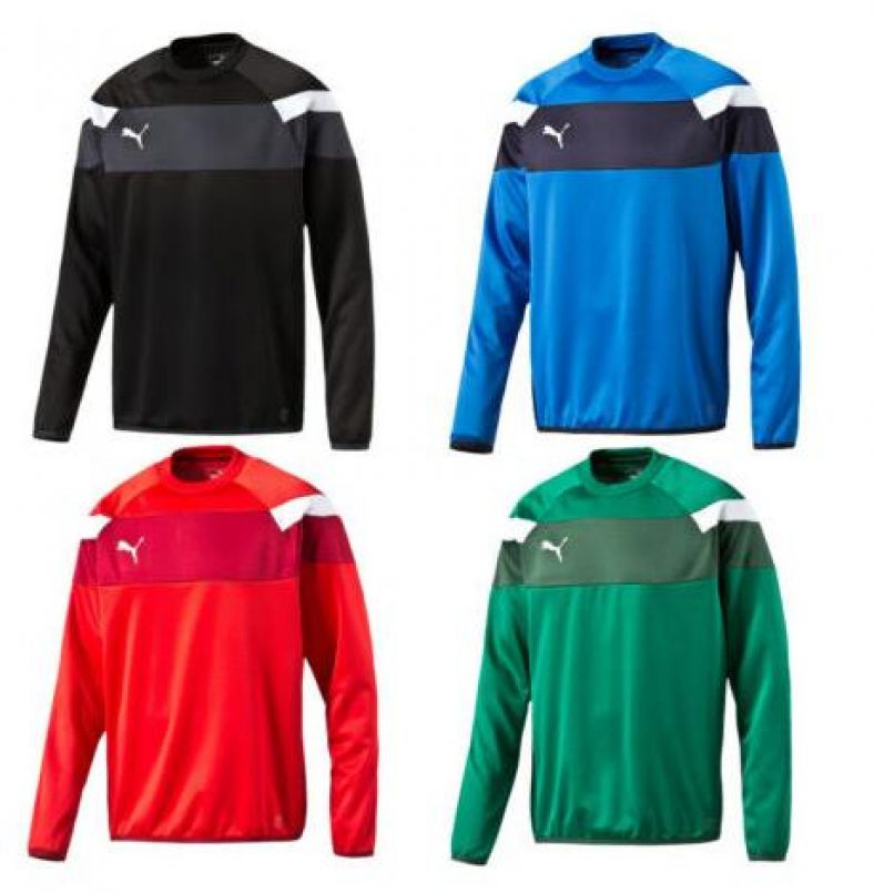 PUMA Spirit II Training Sweatshirt Herren