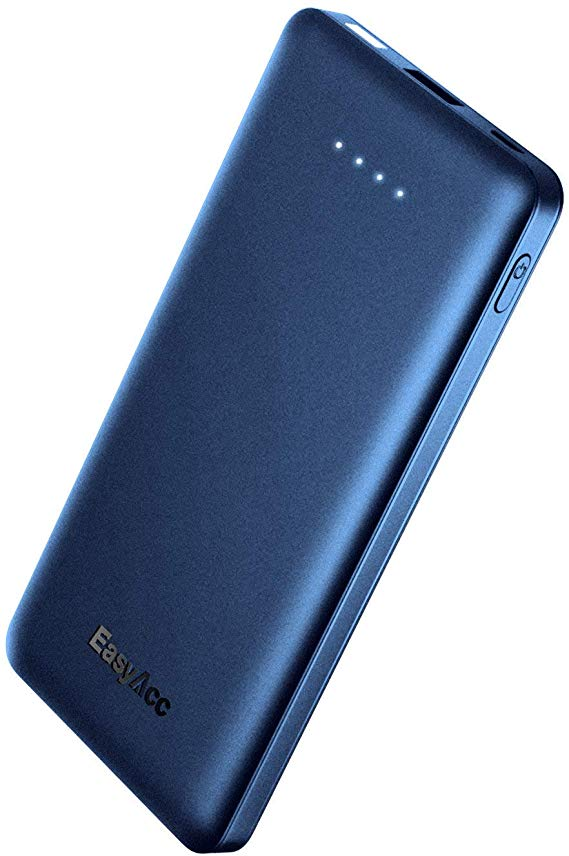 EasyAcc Powerbank 10000mAh Quick Charge Externer