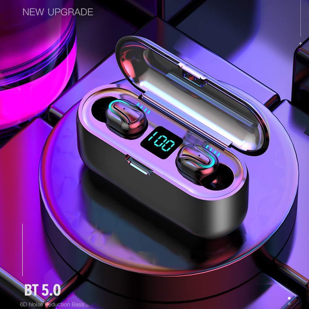 Lixada BT Kopfhörer TWS 5.0 Stereo-Funkkopfhörer