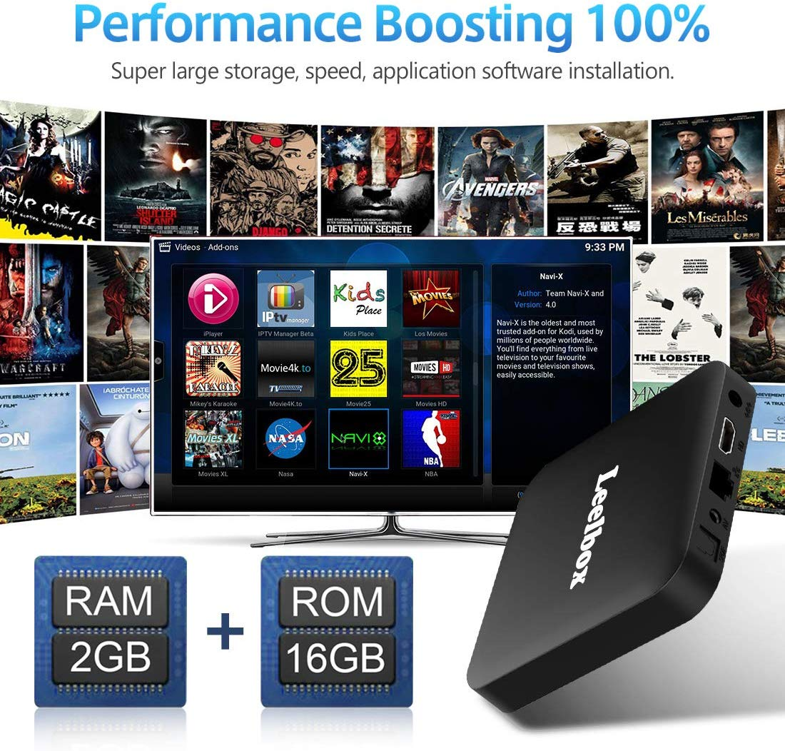 🎁🎁Gewinnspiel🎁🎁 — Android 8.1 Smart TV-Box