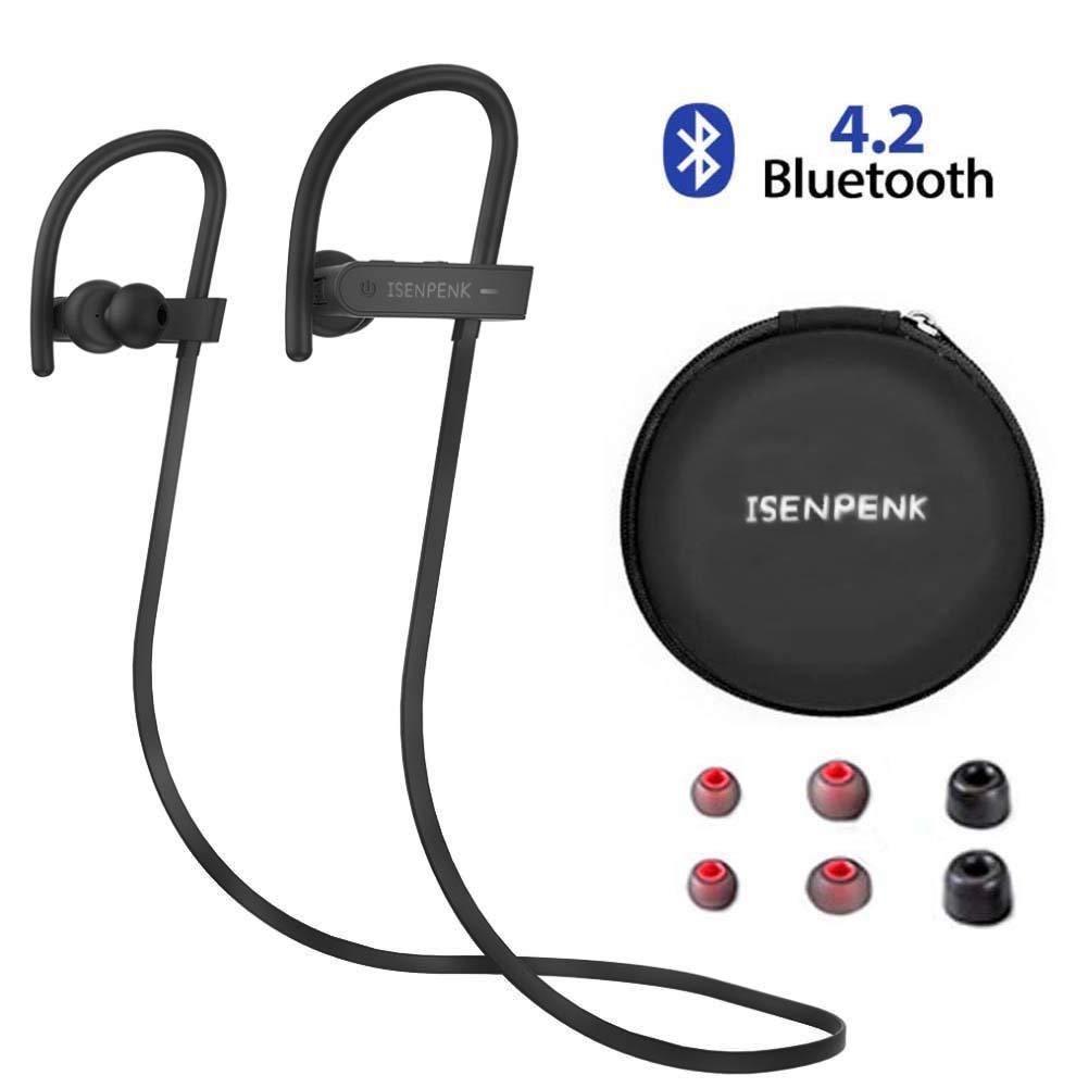 ISENPENK Bluetooth Kopfhörer In Ear Kopfhörer In Ear Ohrhörer Audio Kopfhörer