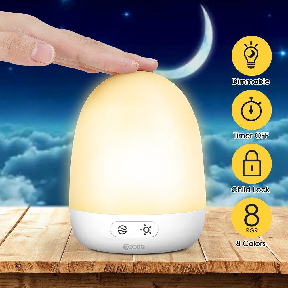 Nachtlicht Kind LED Nachttischlampe
