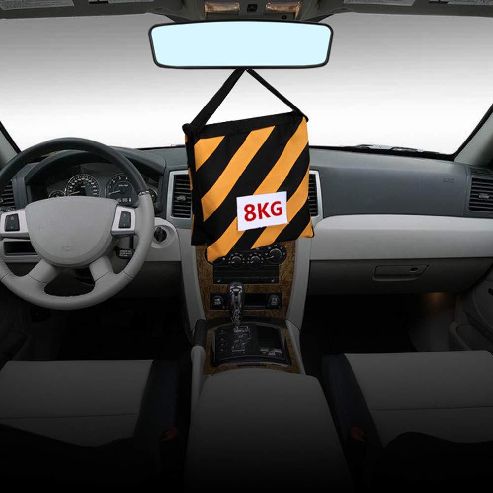 KKmoon Auto Rückspiegel Universal Innenspiegel Saugnapf Spiegel