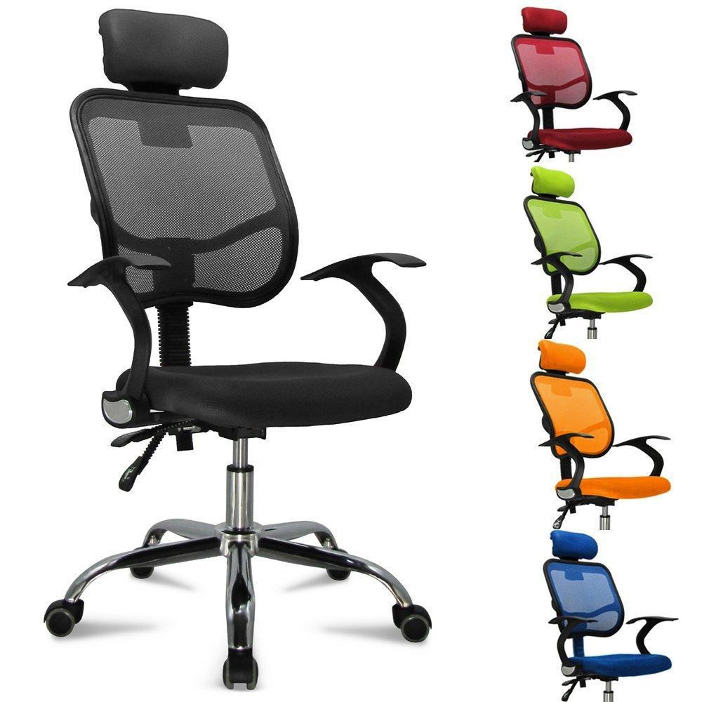 FEMOR Bandscheiben ergonomisches Drehstuhl Bürostuhl Chefsessel