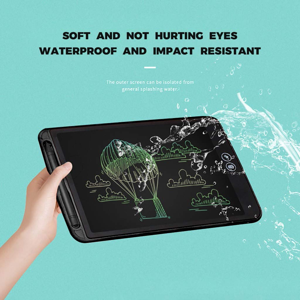 QHJ LCD Writing Tablet, 6.5 Zoll LCD-Schreibtafeln