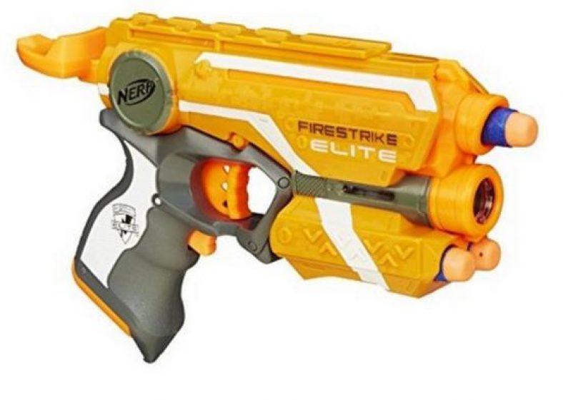 Hasbro – Nerf Elite Firestrike