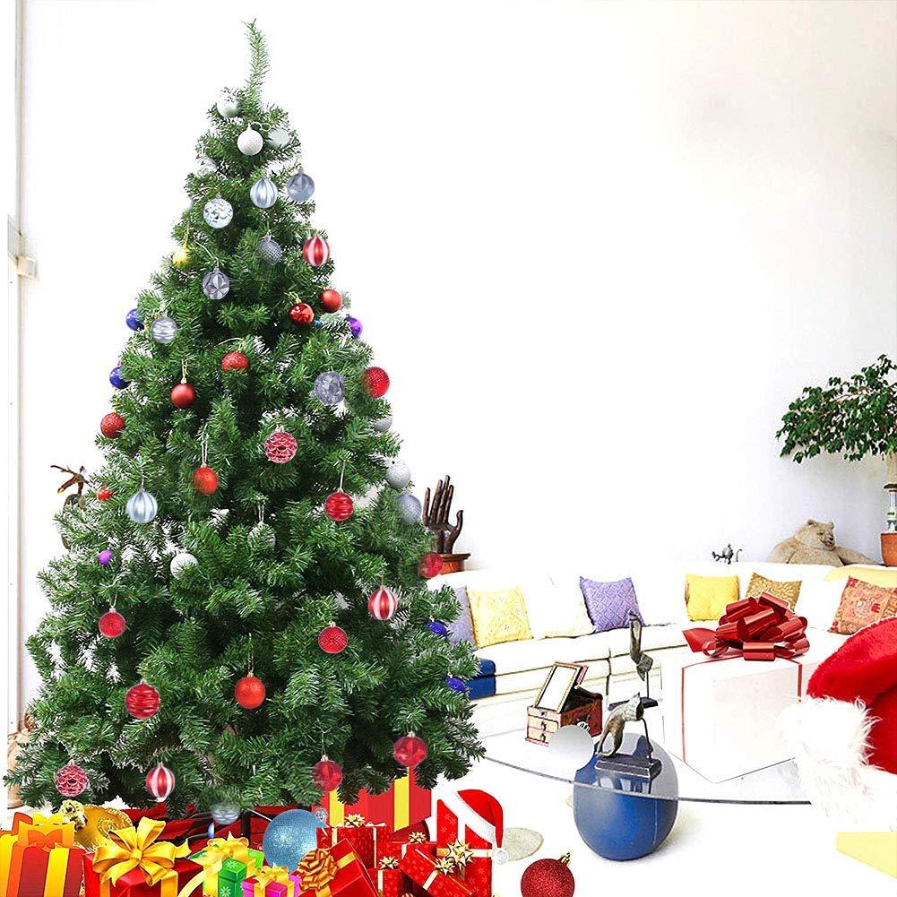 Yhomie Weihnachtskugeln 12 Stücke Christbaumkugeln