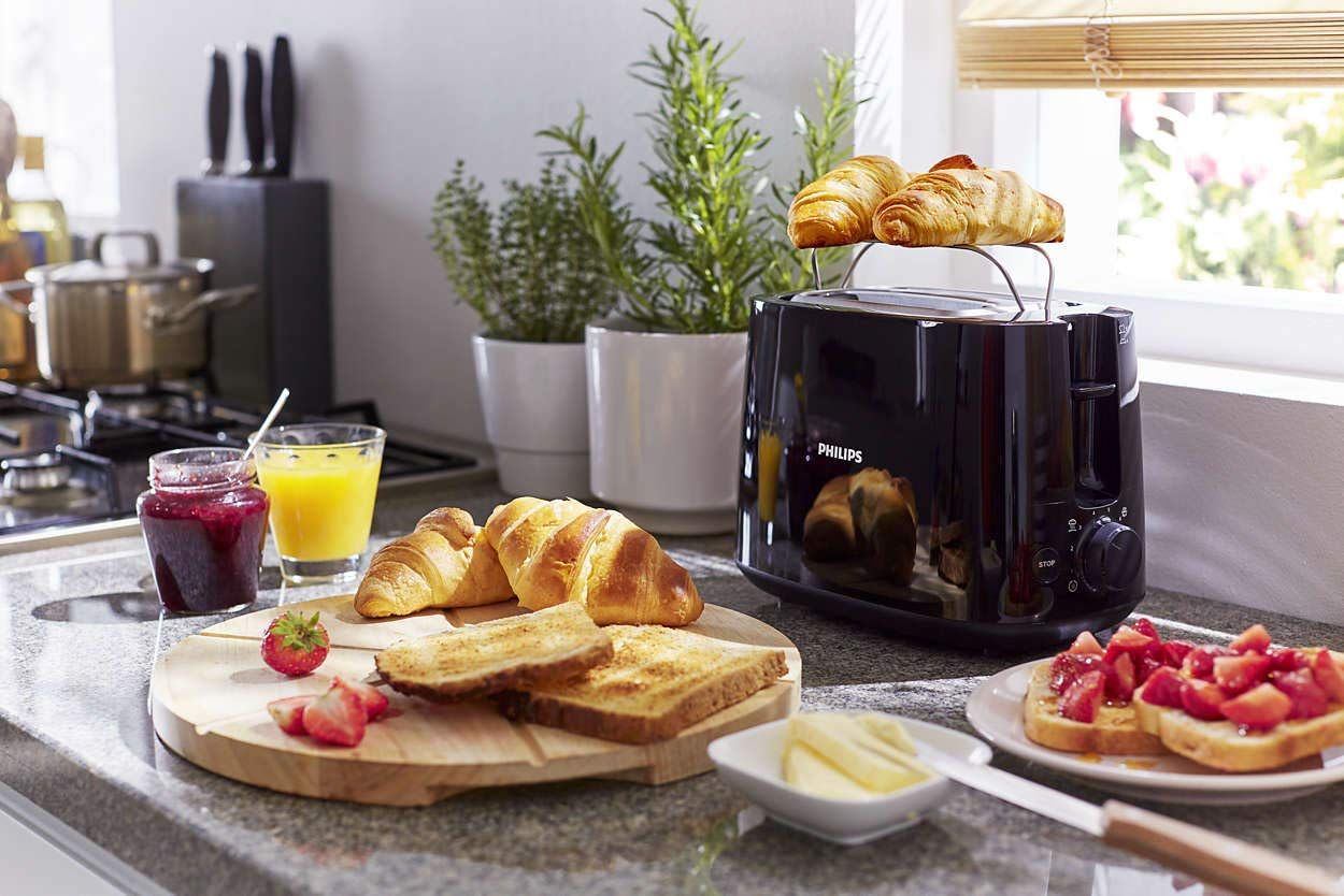🎁🎁Gewinnspiel🎁🎁 — Philips HD2581/90 Toaster