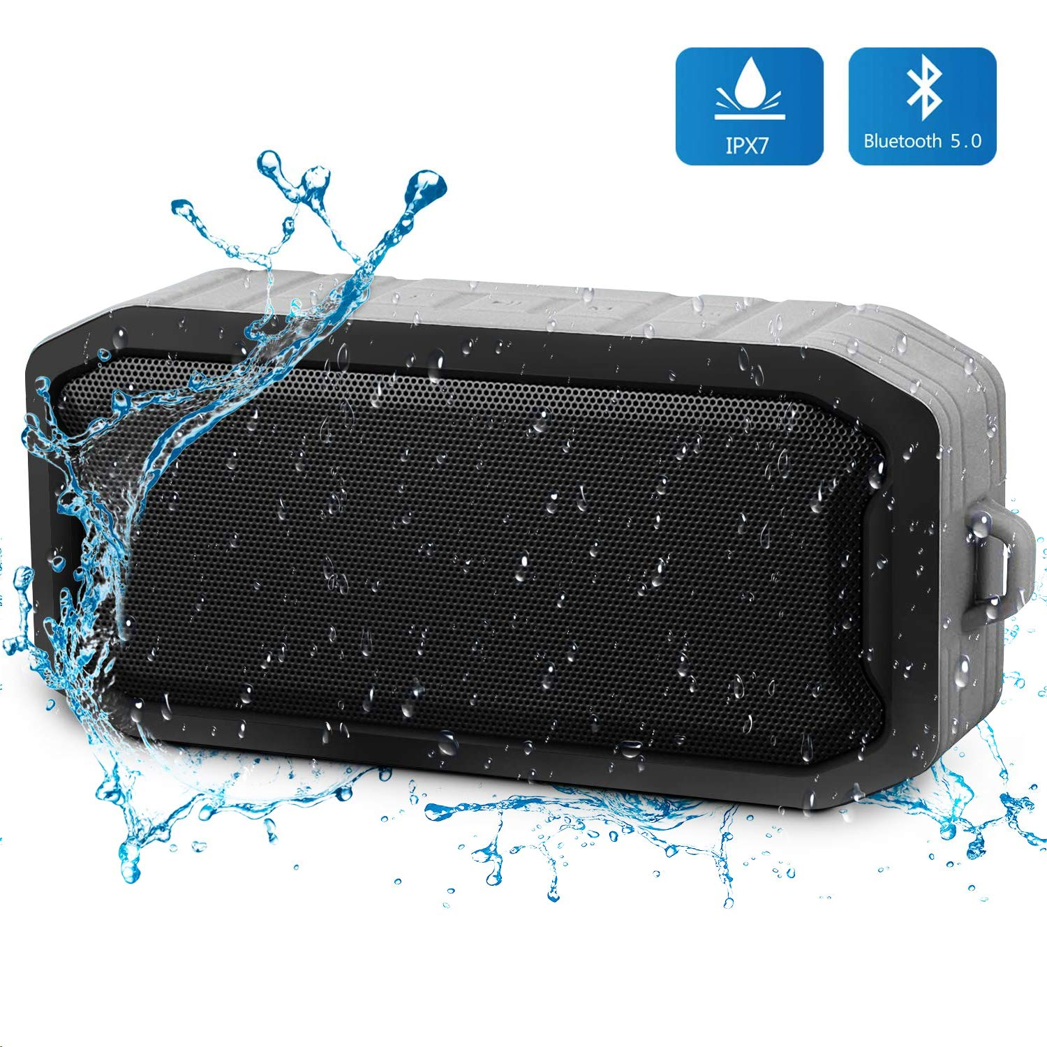 Mbuynow Bluetooth Lautsprecher Wasserdicht